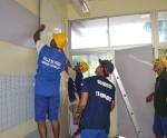 Rénovation école - web
